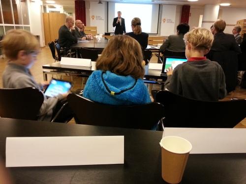 SKL - nationellt forum för digitalisering i skolan