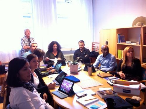 Lärande organisation, grupp/skolenhet